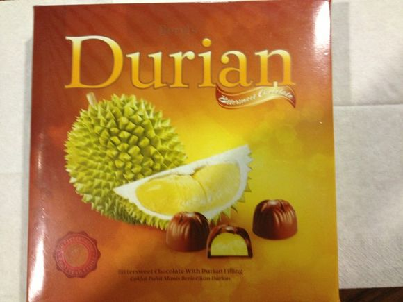 Durian chocolate