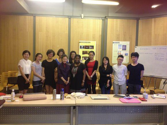 CAFA teaching final presentations