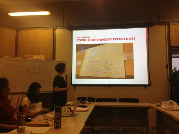 CAFA teaching final presentations