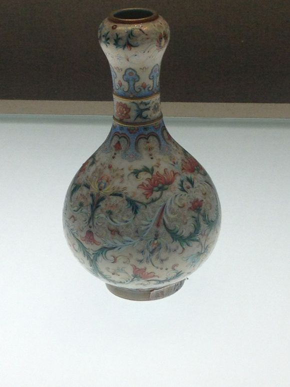 Pottery of the Beijing National Museum