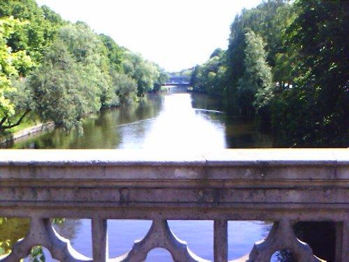 Bridges for the Aussenalster river