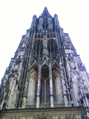 Ulmer Münster spire