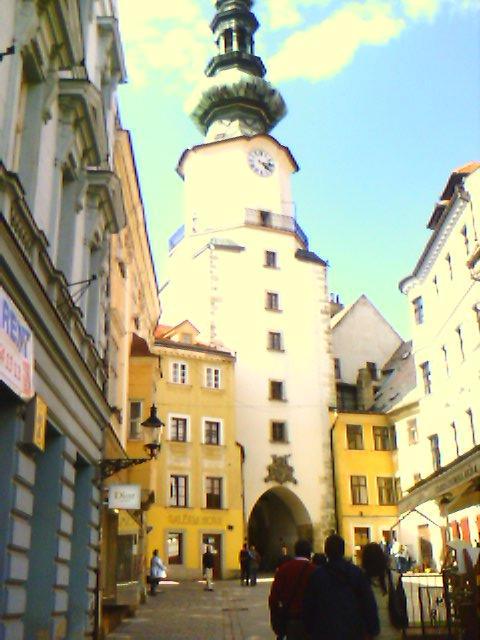 St.Michael's tower Bratislava