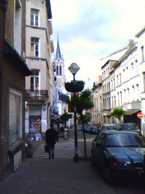 Winding down in Brussels